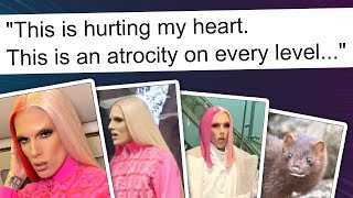 Jeffree Star Shares Photo That Has Furious Fans Calling Him a Hypocrite
