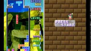 Tetris Plus (PSX/PS1, 1996)