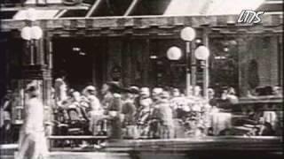 A great tango from Berlin (3) In einer kleinen Konditorei - Saxophon-Orchester Dobbri (1929)