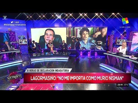 """""""Intratables"""" con Paulo Vilouta y Santiago del Moro (Parte 2 HD) - 14/11/17"""