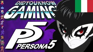 Persona 5 - Did You Know Gaming? ITA - Gian