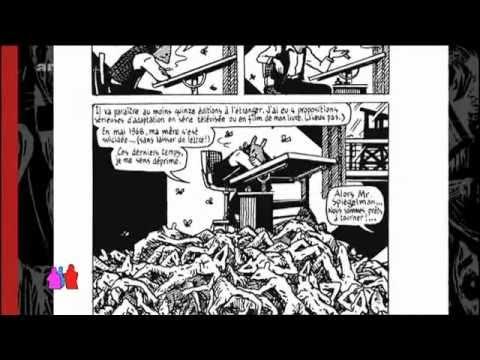 """Art Spiegelman - """"Metamaus"""" - Interview auf Metaebene"""