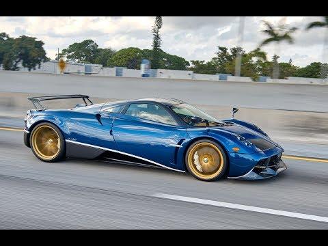 Supercar World - Behind The Scenes With Lamborghini Miami - Pagani Miami - Media Team In ACTION