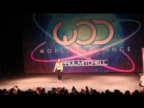Chachi Gonzales ⎪World of Dance NY...