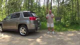 2013 GMC Terrain Review