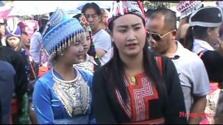 2016 hmong laos new year in lak 10, Vientiane