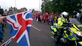 31st May 2012 - Olympic Torch, Crewe, Cheshire
