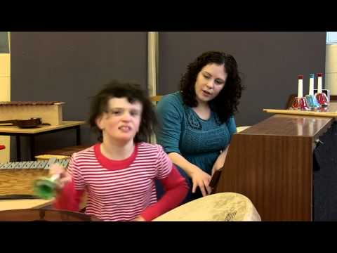 Nordoff-Robbins Music Therapy in Scotland - Wendy and Amy Testimonial