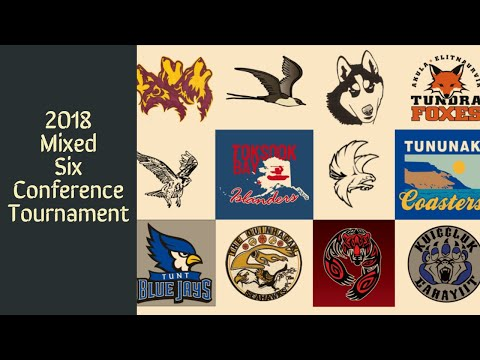 2018 Mixed Six Conference Tournament Day 1