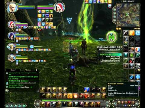 Horde Fallouts Epic Guild Run