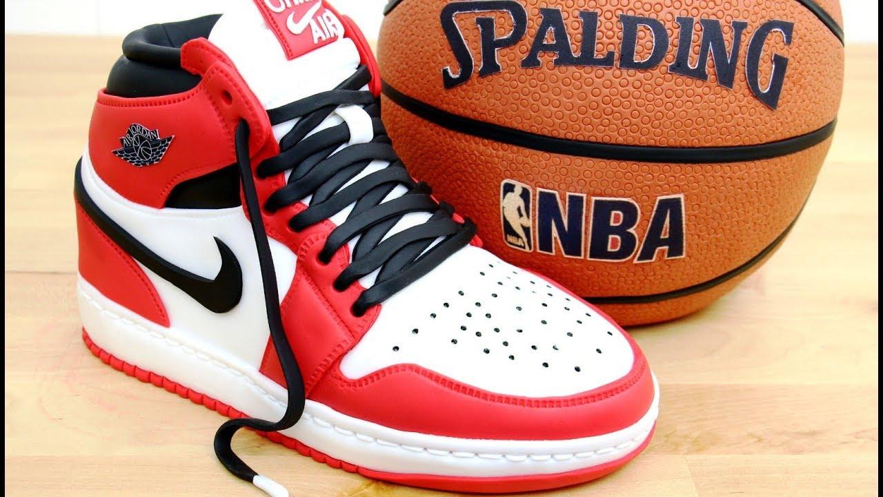 587cdf7437fc Air Jordan SNEAKER Shoe Cake