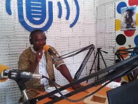 KINGLAYE A LA RADIO MOZAIK RABAT 17/09/2016 P--01