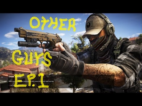 Ghost Recon Wildlands - The Other Guys Ep.1
