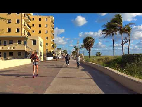 Hollywood Beach Broadwalk 3 10 2018