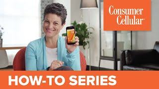 Motorola Moto E LTE: Cell Phone Overview & Tour (3 of 10) | Consumer Cellular