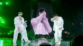 181006 Outro: Tear @ BTS 방탄소년단 Love Yourself Tour in Citi Field NYC Fancam 직캠