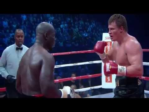 Alexander Povetkin vs Carlos Takam heavyweight fight of the year 2014 HIGHLIGHTS