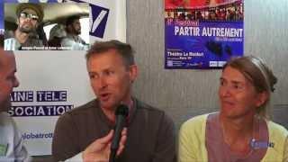 Anne & Pascal Lemonnier, Wakhan en Afghanistan, par ABM TV