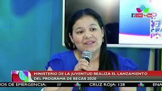 Gobierno Sandinista anuncia programa con más de 6,500 becas para la juventud nicaragüense