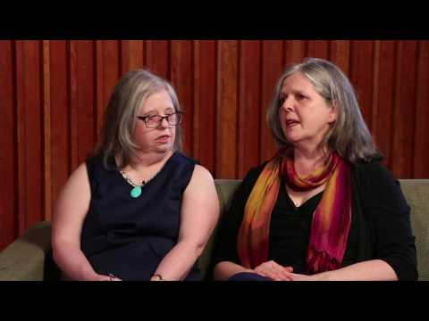 The Disability Channel  Keepin' It Real With Nick Guests; Janet Munro & Cheryl Zinyk