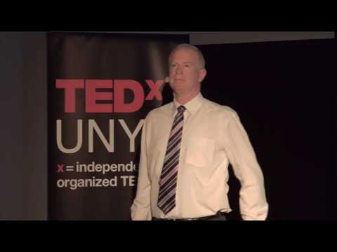 Daily Energy Supplied by Imagination | Ciaran Kelly | TEDxUN