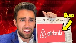 Gambar cover AirBnB Just Died