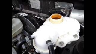 Промывка системы охлаждающей жидкости в автомобиле Ланос, СЕНС, ШАНС