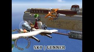 PCSX2 Emulator 1.5.0-1441 | SkyGunner [1080p HD] | Hidden Gem Sony PS2 Game