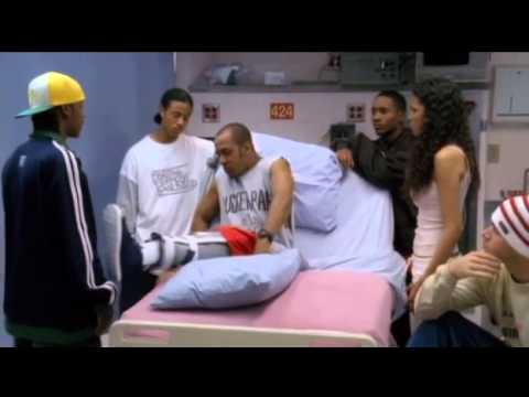 You got served Marques Houston another crazy pat am down 4