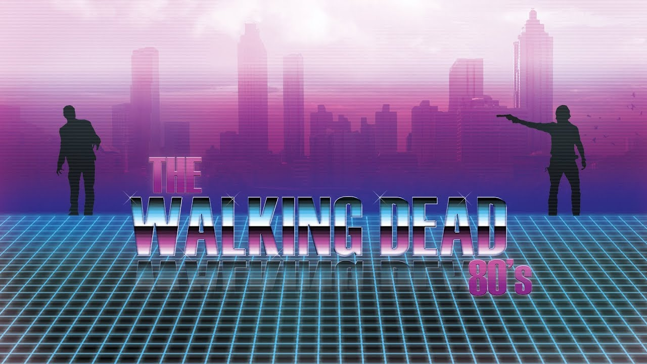 The Walking Dead' Theme Gets An 80's Style Synthwave Remix