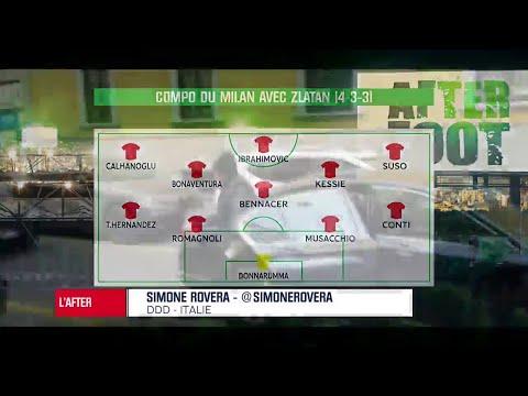"""After: """"Ibrahimovic est cramé au Milan AC pour un club rincé"""" dézingue Riolo"""