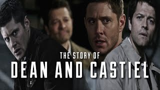 The Story of Dean and Castiel