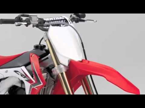 new Honda CRF Rally action + studio & details photo compilation