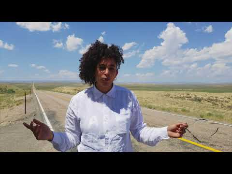 Shantell On the Road - Wyoming part 1