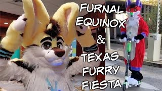 big ears fursuit scooters fe tff 2019 vlog