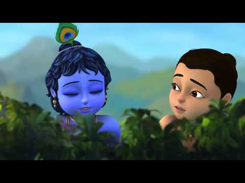 Chamatkari Karname  Little Krishna Hindi Film Trilogy DVD 3