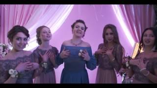 05 ноября 2016 г. Свадьба Андрея и Влады. Клип на песню