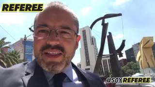 Las rotaciones de Osorio no sirven para nada - Gerardo Velázquez de León en REFEREE