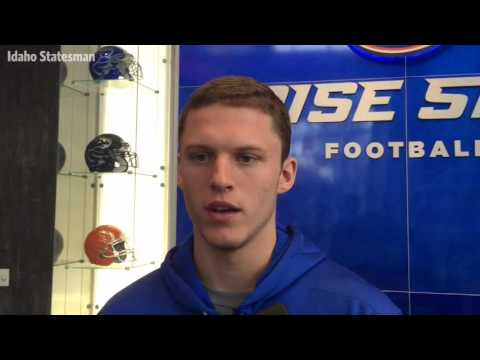 Boise State QB Brett Rypien's Role Has Changed In Recent Weeks