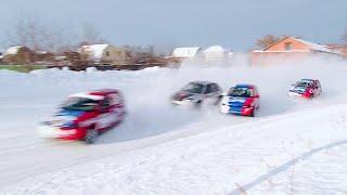 Зимние гонки по льду. 1 этап ЧР 2015