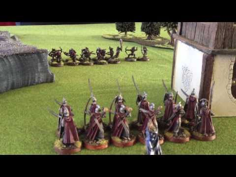 The Hobbit Strategy Battle Game Tutorial