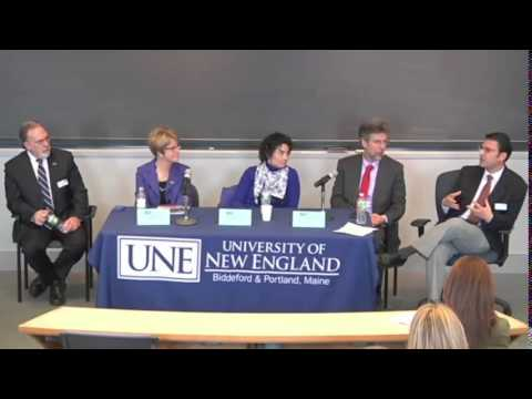Experience UNE Day 2014 - UNE Administrator's Panel