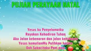 PUJIAN IBADAH PERAYAAN NATAL 2 ( COVER )