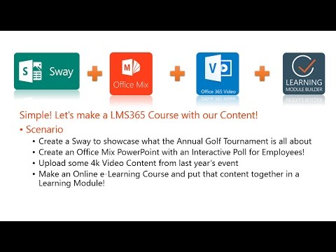 """""""The Non Typical Office Suite """" - LMS365 Webinar Recording"""
