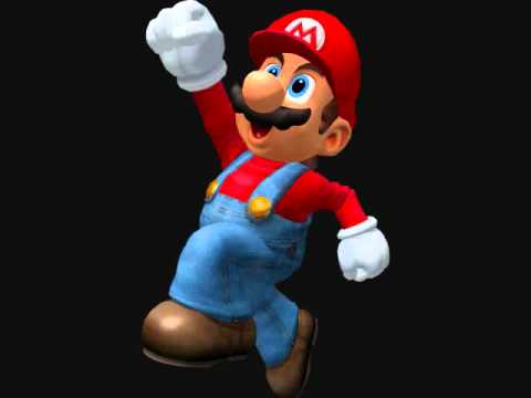 Super Smash Bros Melee - Mario Sound Effects