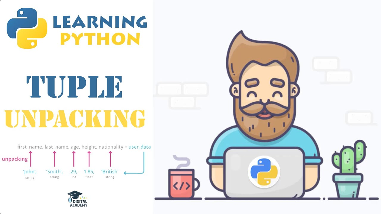 How to Pack and Unpack a Tuple in Python? (+ ValueError)