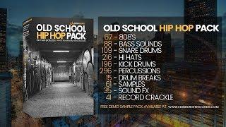 OLD SCHOOL HIP HOP SAMPLE PACK (BURGHRECORDS)
