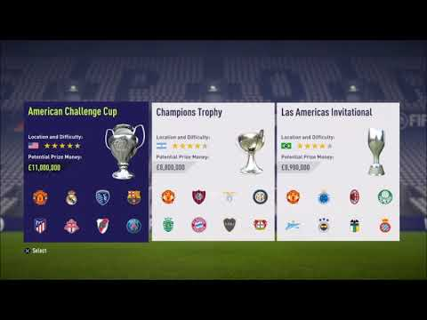 How To Sign Free Agents In FIFA 18 Career Mode