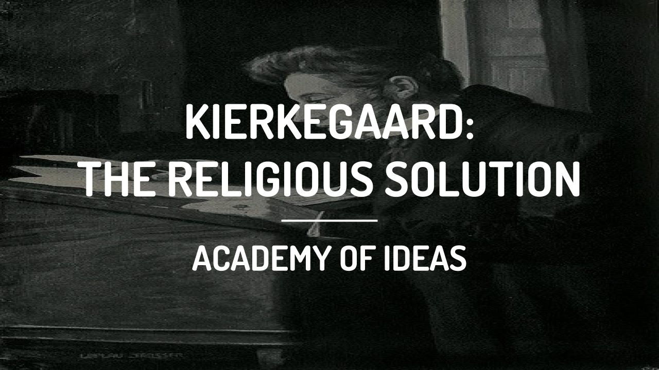 Introduction to Kierkegaard: The Religious Solution