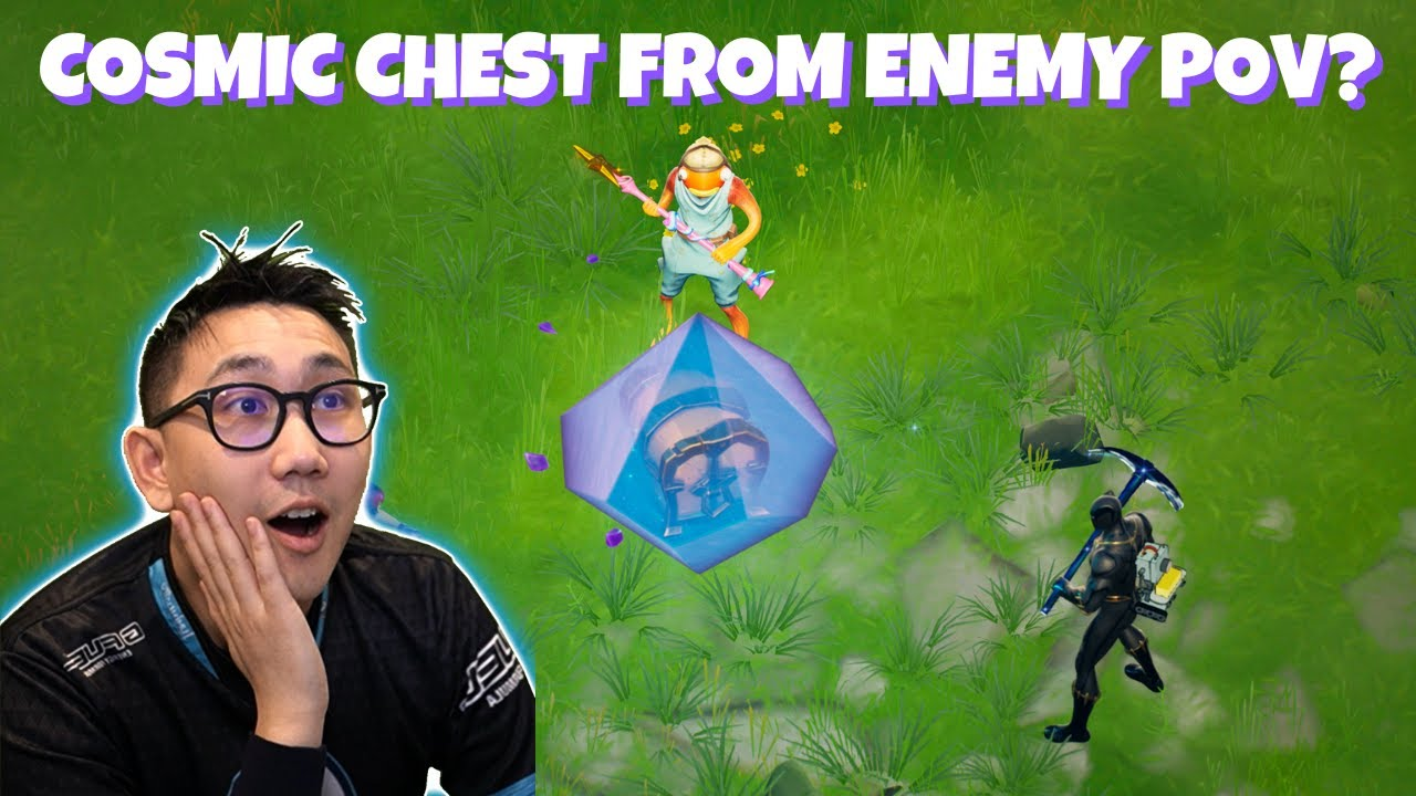 Cosmic Chest from enemy POV 🤣🤣🤣